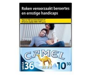 Camel Blue Mega