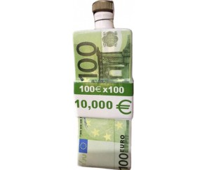 Euro Bankbiljet Vodka