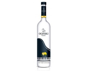 Oginski Vodka Citron
