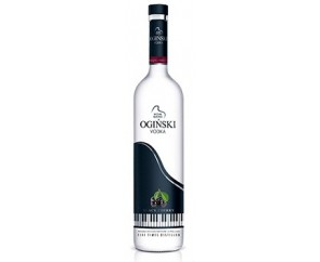 Oginski Vodka Black Cherry
