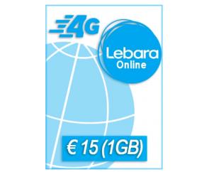 Lebara Online 4G