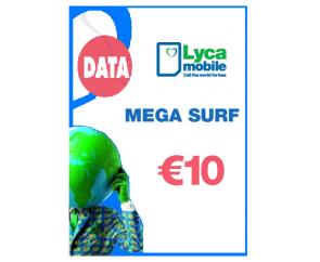 Lyca Mobile Data